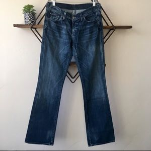 Citizens of Humanity Mid Rise Bootcut Jeans